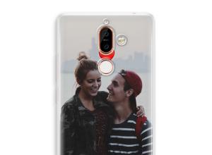 Crea tu propia funda para Nokia 7 Plus