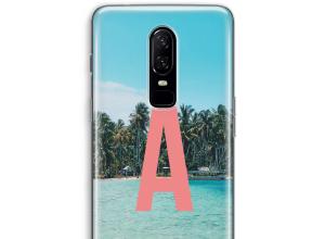 Diseña tu propia funda monograma para OnePlus 6