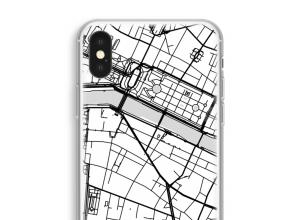 Pon un mapa de ciudad en tu funda para iPhone XS