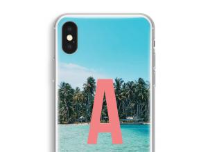 Diseña tu propia funda monograma para iPhone XS