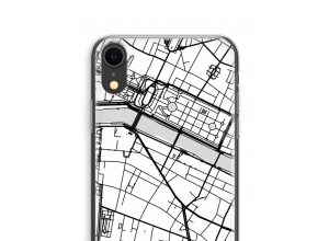 Pon un mapa de ciudad en tu funda para iPhone XR