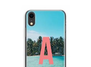 Diseña tu propia funda monograma para iPhone XR
