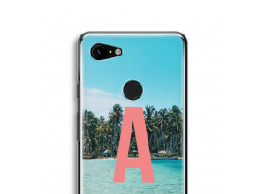 Diseña tu propia funda monograma para Pixel 3