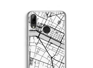 Pon un mapa de ciudad en tu funda para Honor 10