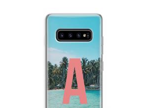 Diseña tu propia funda monograma para Galaxy S10 Plus