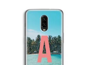 Diseña tu propia funda monograma para OnePlus 6T