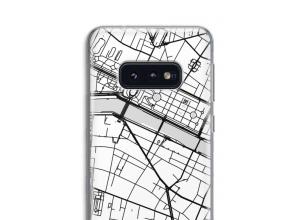 Pon un mapa de ciudad en tu funda para Galaxy S10