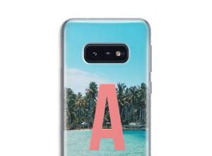 Diseña tu propia funda monograma para Galaxy S10