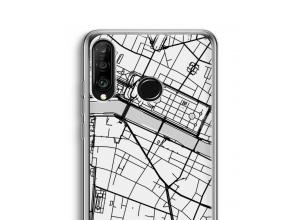 Pon un mapa de ciudad en tu funda para P30 Lite