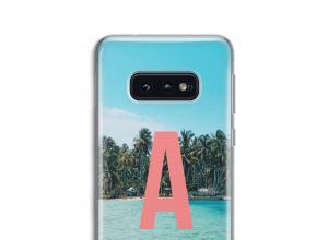 Diseña tu propia funda monograma para Galaxy S10e