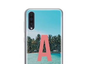 Diseña tu propia funda monograma para Galaxy A50