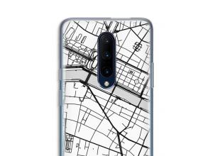 Pon un mapa de ciudad en tu funda para OnePlus 7 Pro