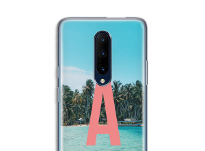 Diseña tu propia funda monograma para OnePlus 7 Pro