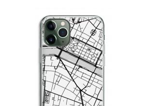 Pon un mapa de ciudad en tu funda para iPhone 11 Pro Max