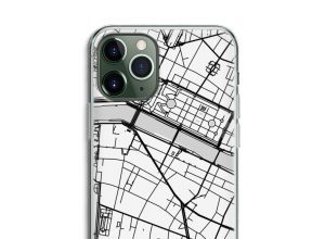 Pon un mapa de ciudad en tu funda para iPhone 11 Pro