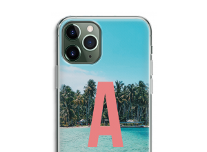 Diseña tu propia funda monograma para iPhone 11 Pro