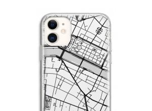 Pon un mapa de ciudad en tu funda para iPhone 11