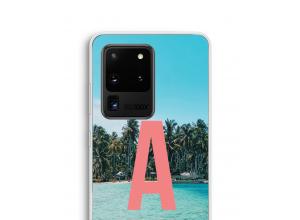 Diseña tu propia funda monograma para Galaxy S20 Ultra