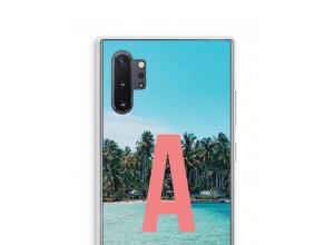 Diseña tu propia funda monograma para Galaxy Note 10 Plus