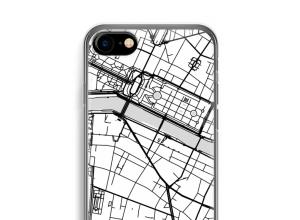 Pon un mapa de ciudad en tu funda para iPhone SE 2020