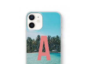 Diseña tu propia funda monograma para iPhone 12 mini