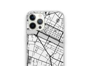 Pon un mapa de ciudad en tu funda para iPhone 12 Pro Max