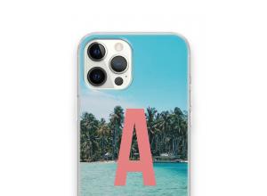 Diseña tu propia funda monograma para iPhone 12 Pro Max
