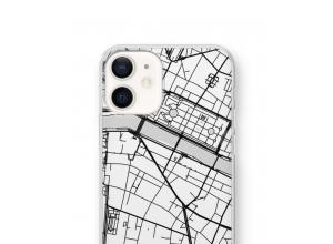 Pon un mapa de ciudad en tu funda para iPhone 12