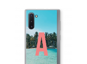 Diseña tu propia funda monograma para Galaxy Note 10