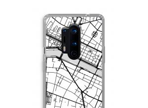 Pon un mapa de ciudad en tu funda para OnePlus 8 Pro