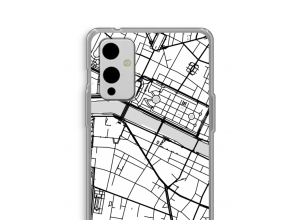 Pon un mapa de ciudad en tu funda para OnePlus 9