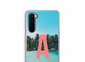 Diseña tu propia funda monograma para OnePlus Nord