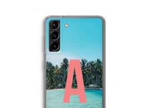 Diseña tu propia funda monograma para Galaxy S21 Plus