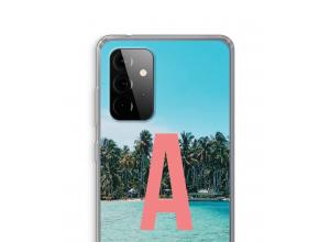 Diseña tu propia funda monograma para Galaxy A72 5G