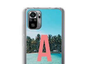 Diseña tu propia funda monograma para Xiaomi Redmi Note 10S